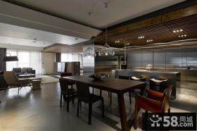 日式家庭设计餐厅图片大全