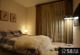 现代式家庭主卧室装修设计