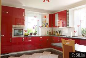 阳台厨房装修效果图图片