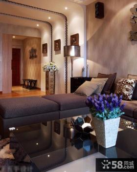 欧式别墅室内装饰图片