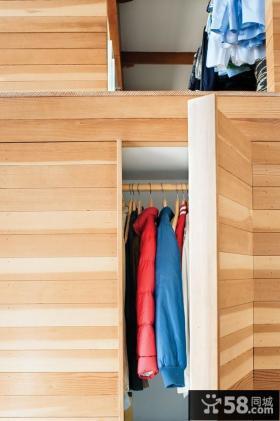 30平小户型卧室衣柜装修效果图