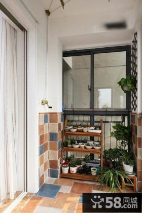 家装阳台设计