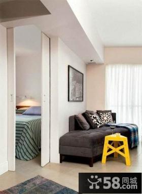 简约小户型室内装修效果图大全