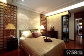 90平米小户型装修效果图大全 领略中式内敛卧室
