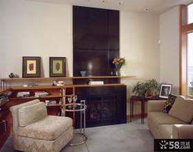 欧式古典家具客厅图片