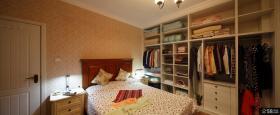 卧室整体衣柜装修效果图片大全2013图片