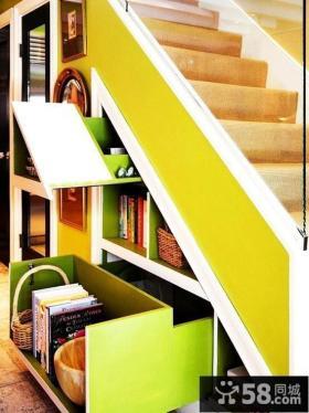 带阁楼的房子楼梯设计