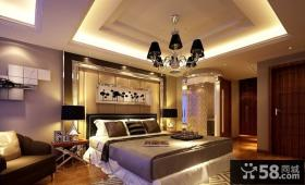 两房一厅中式卧室古典家具图片