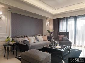 现代家居客厅装饰效果图大全