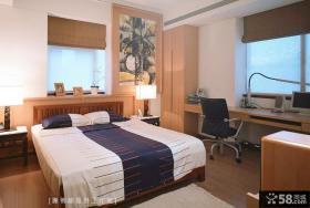 日式卧室简单装修设计图片