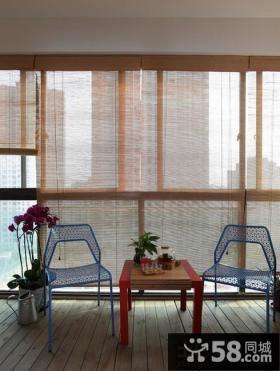 室内阳台装修设计效果图