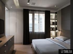 淡雅现代风格卧室家居设计效果图大全