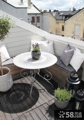 生活家居阳台设计