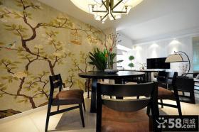 精美中式餐厅设计大全