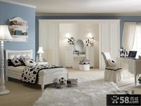 卧室装修简约欧式风格