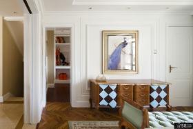 现代家居玄关装饰画图片