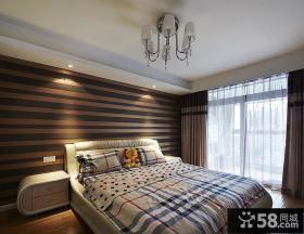 现代时尚卧室