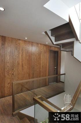 复式楼楼梯间设计
