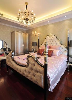 欧式新古典卧室装潢装修
