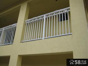 家装锌钢阳台护栏图片大全