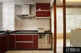大户型厨房装修图