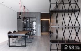 后现代风格家居餐厅室内设计图片