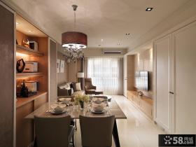 现代风格餐厅家居设计效果图