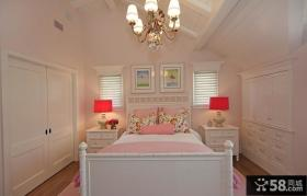 欧式卧室门装修设计图