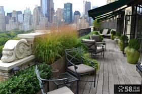 2013优质阳台花园设计效果图欣赏