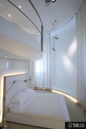 时尚简约风格卧室设计效果图
