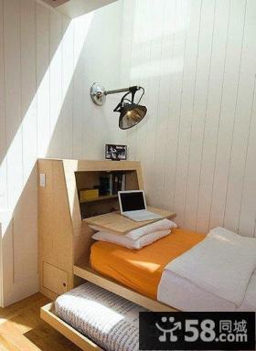 美式特小卧室装修效果图