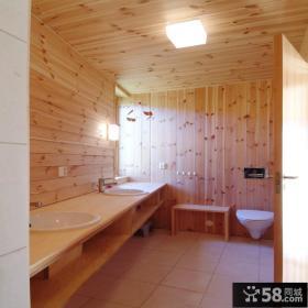 家庭桑拿房桑拿板吊顶装修设计