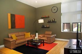 现代小户型客厅装修风格