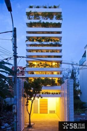 田园风格创意别墅阳台装修效果图大全2012图片