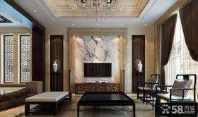 新古典中式别墅装潢设计