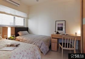 宜家简约风格温馨卧室设计图