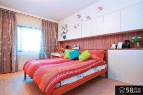 北欧温馨卧室装修图