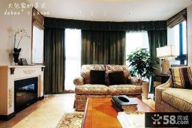 古典美式复式家居装修案例