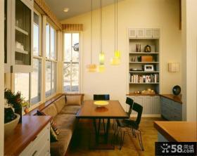 欧式简约客厅吊顶图片