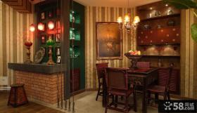 简约餐边柜装修效果图图片