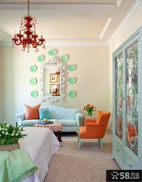 客厅装修效果图大全2013图片小户型