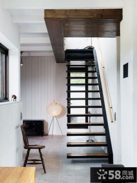 现代简约风格楼梯图片