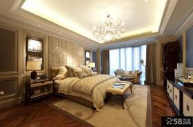 欧式风格卧室豪华装修效果图
