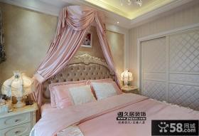 欧式风格卧室灯具设计图片