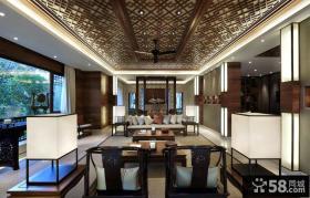 新中式别墅装修