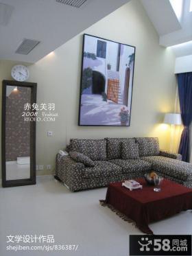 简约风格农村别墅室内装修设计图片