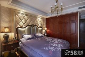 新古典欧式卧室图片大全