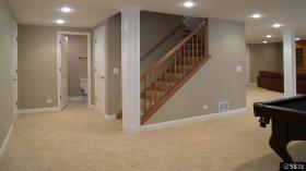 大型别墅地下室设计