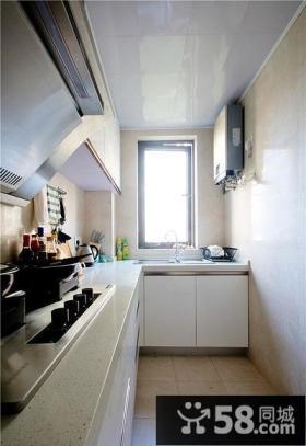 现代欧式风格装潢设计厨房