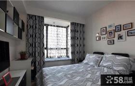 10平米时尚卧室装修图片欣赏